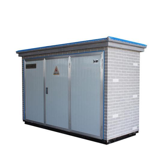 Cold-Roll Steel Sheets Custom Substation Box Type Substation