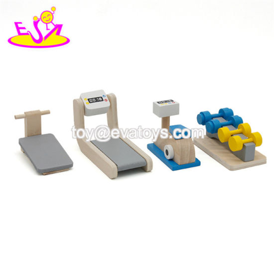 New Invention Kids Wooden Gym Toy, Mini Cheap Christmas Wooden Toy Gym For  Children, DIY Gym Equipment Toy For Baby W06b033