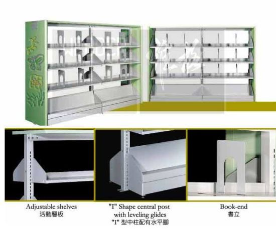professional high quality metal library bookshelves endeavor - Metal Library Bookshelves