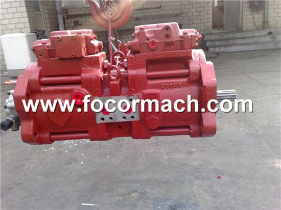 China Good Performance of Hydraulic Pump Kawasaki K3V112dt-1xer-9n2a