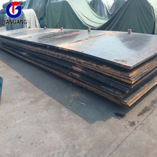 ASTM A572 Gr 50 Alloy Sturctural Steel Plate/Sheet pictures & photos