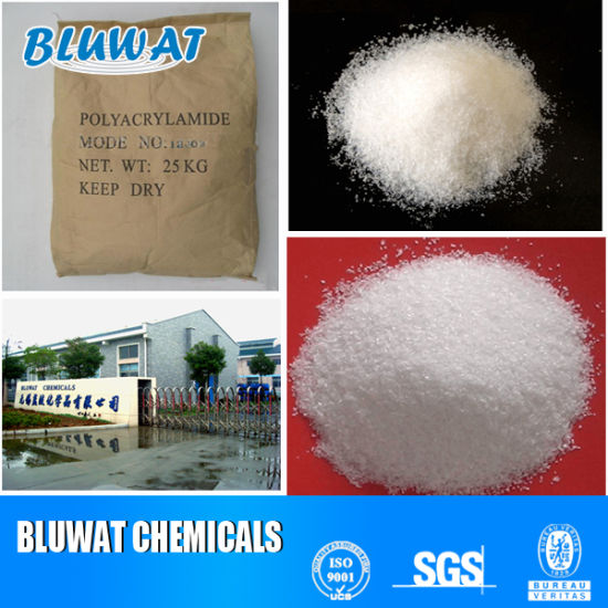 Plam Oil Wastewater Separation Cationic Polyacrylamide Polymers pictures & photos