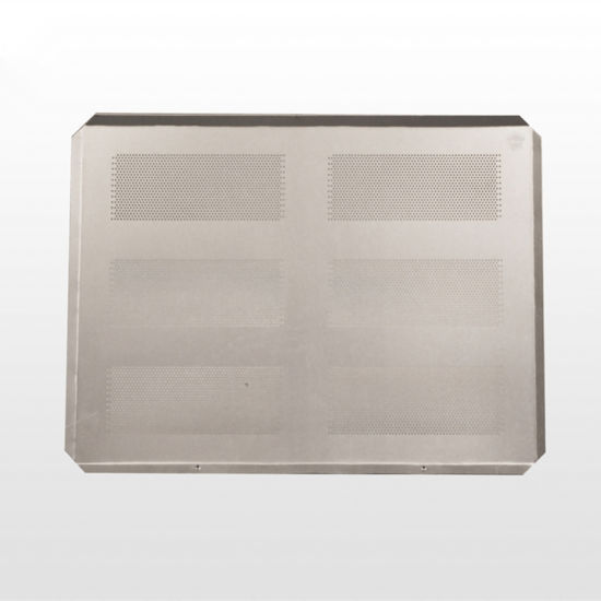 Perforated Sheet for Bakeware in Kitchen Used