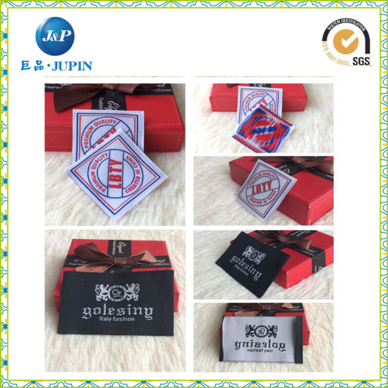 Woven Label for Dress/ Jeans/ Shoe (JPCL019)