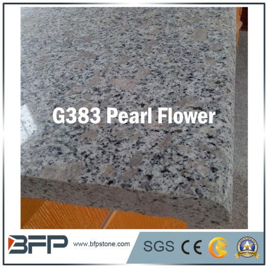Natural Stone Granite G383 Tile for Floor/Wall/Paving/Showroom