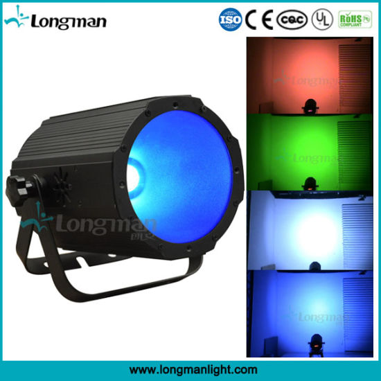High Power Indoor 150W RGB COB LED PAR Stage Light pictures & photos