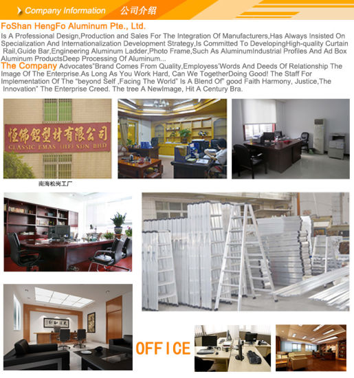 Multi-Purpose Aluminum Ladder of Farm pictures & photos