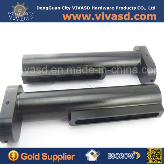 CNC Machining Parts with Black Anodize Surface Finish pictures & photos