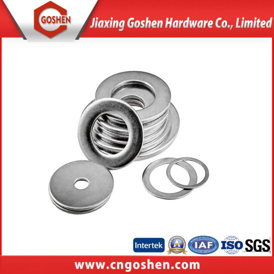 304 /316 Stainless Steel Washer Flat Washer pictures & photos