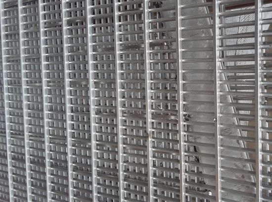 Tec-Sieve Flat Wedge Wire Mesh Floor Grates