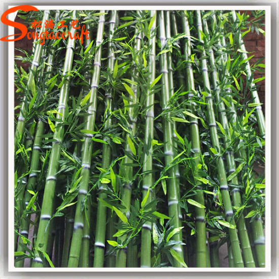 china garden decoration artificial lucky bamboo plants - china