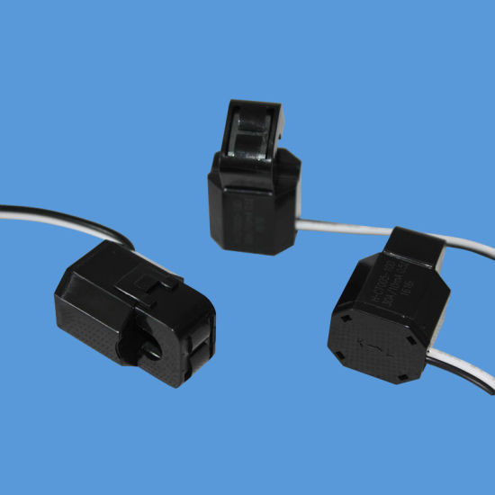 Current Transformer with Split Core 30A/10mA 1: 3000