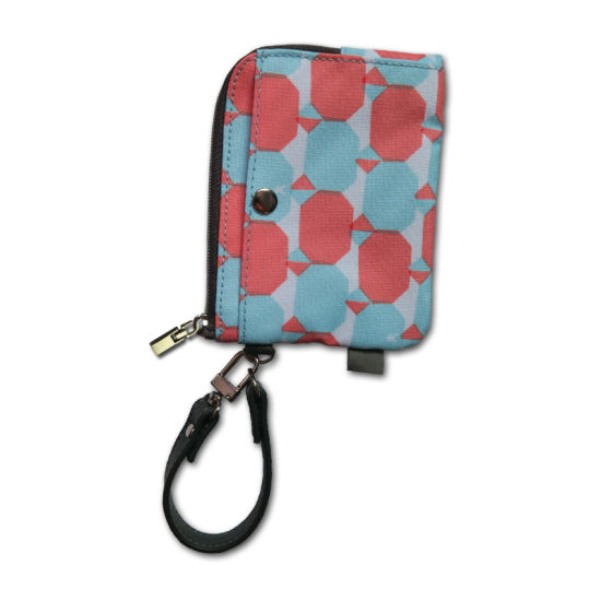 Zipper Wallet Pouch/Purse Wallet with 230d Polyester pictures & photos