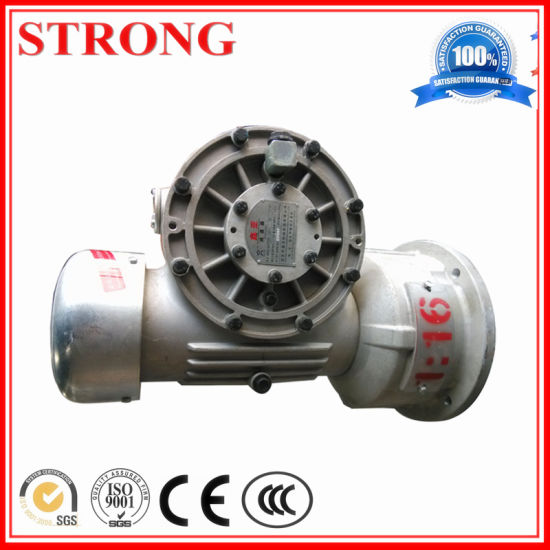 High Quality Construction Building Hoist Speed Reducer pictures & photos