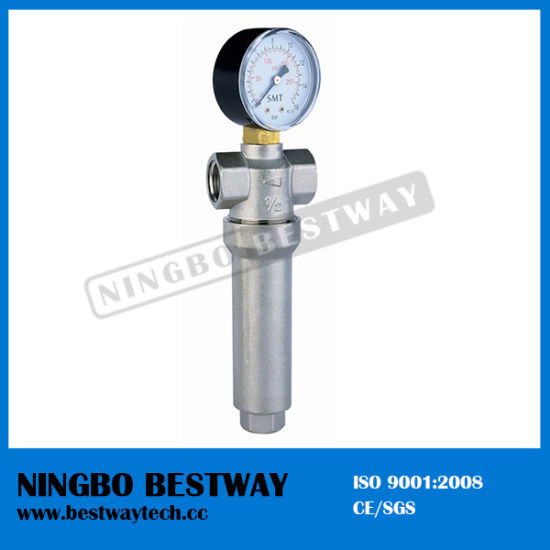 Brass Steam Pressure Reducing Valve (BW-R16) pictures & photos