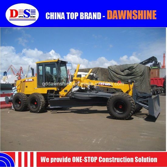 Chinese Motor Grader Price Gr1803 with Shangchai 180HP Grader pictures & photos