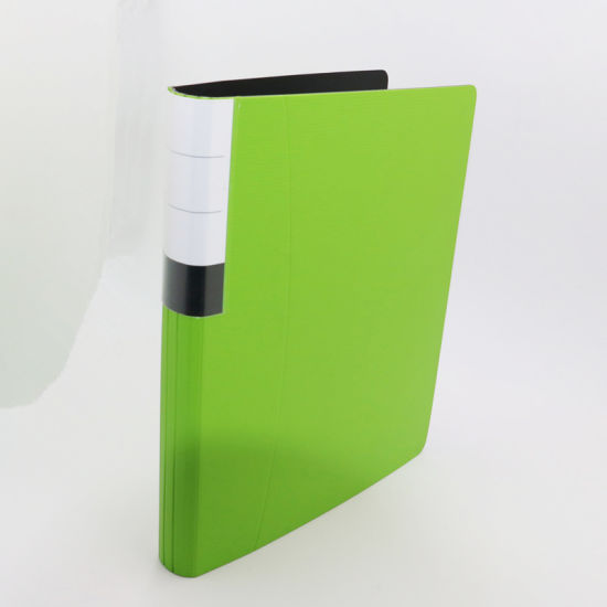 china assorted color a4 2 ring binder pp foam file folders china