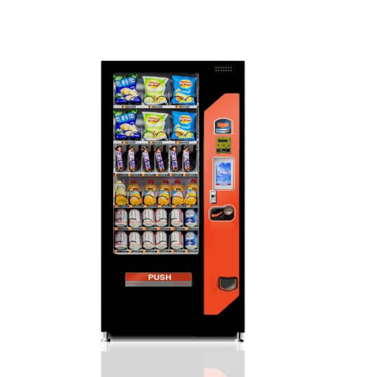 China Xy Mini Vending Machine with Cooling System (XY-DLE-6A