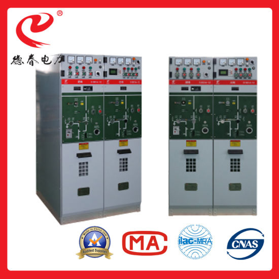 Sidc16-12 Environment Protection Compact Solid Insulated Ring Network Switchgear Equipment for Medium Voltage