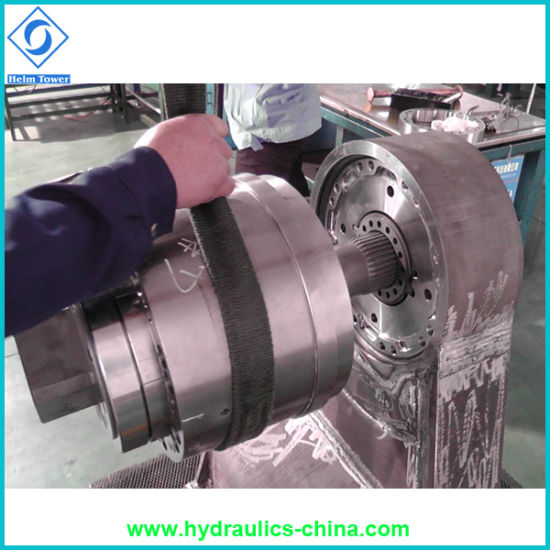 Hydraulic Parts for Drum Cutter pictures & photos