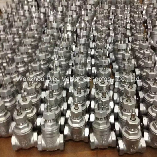 Oil/Water/Gas Gate Valve/Heavy Type Gate Valve pictures & photos