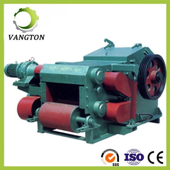 Vangton Industrial Waste Wood Pallet Drum Chipper