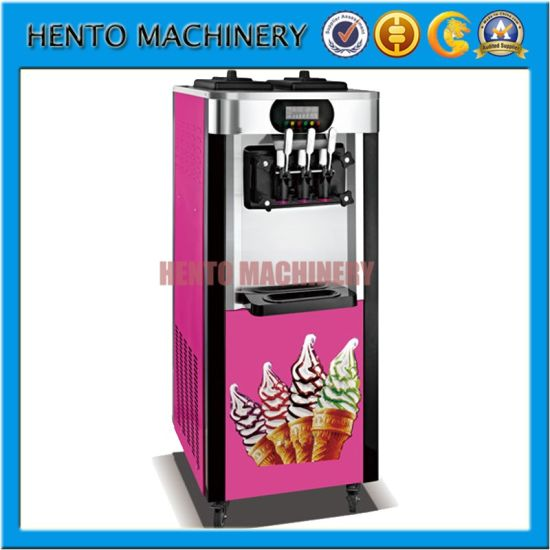 Professional Supplier Of Stainless Steel Ice Cream Machine pictures & photos