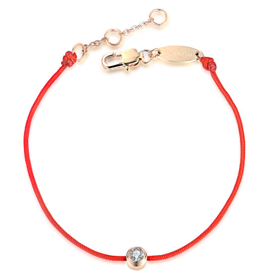 red new products charm thread for austrian crystals sale bracelets necklace image summer sessca product hot jewelry fashion style rope top string thin bangles women