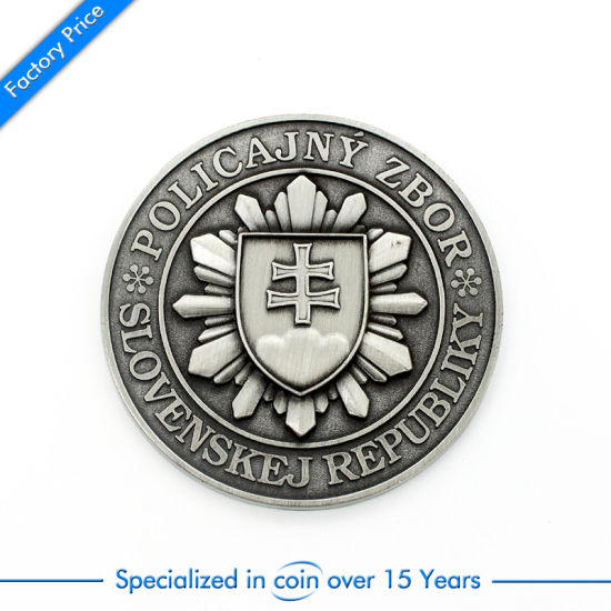Customized Antique Die Casting Souvenir/Challenge/Classic Coin for Collection pictures & photos