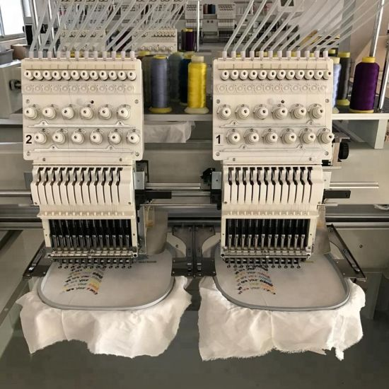 High Quality New Design 2 Heads Cap Embroidery Machine Parts