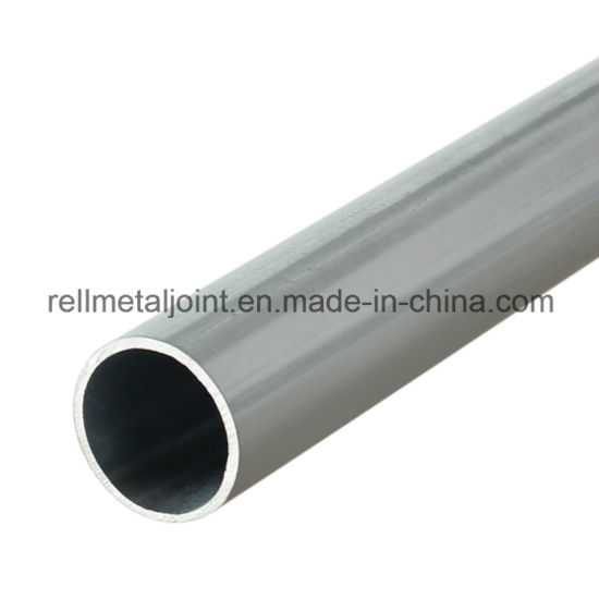 Galvanized Pipe / Lean Pipe for Pipe Racking System (T-4)