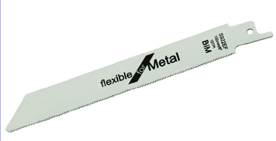 Bi-Metal Reciprocating Saw Blade