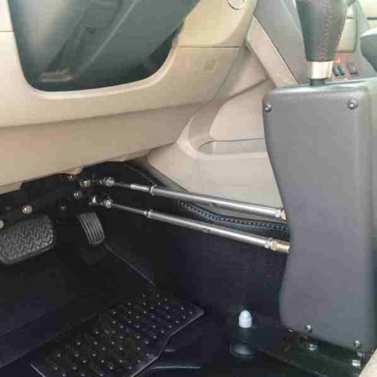 Car Manual Control System for Handicapped Driver pictures & photos