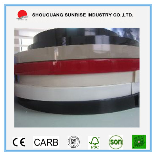 PVC Edge Banding for Furniture Accessories pictures & photos