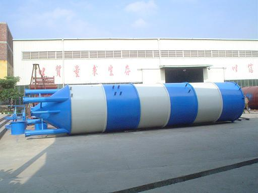 Cement Silo for Block/Brick Making Machine, Cement Tank for Block pictures & photos