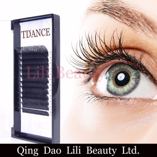 China Volume Silk Lashes Private Label Factory Supply