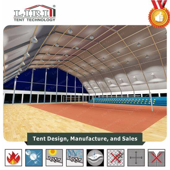China Xm Polygon Tent For Sports Hall Badminton Tennis Court - Skate court flooring
