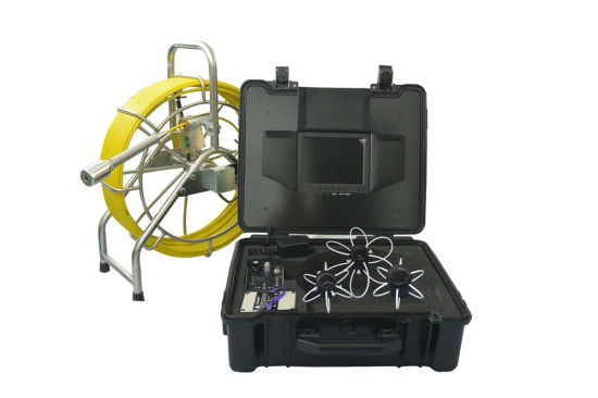 Sewer Camera For Sale >> China Self Leveling Used Cctv Industrial Endouscope Sewer Camera For