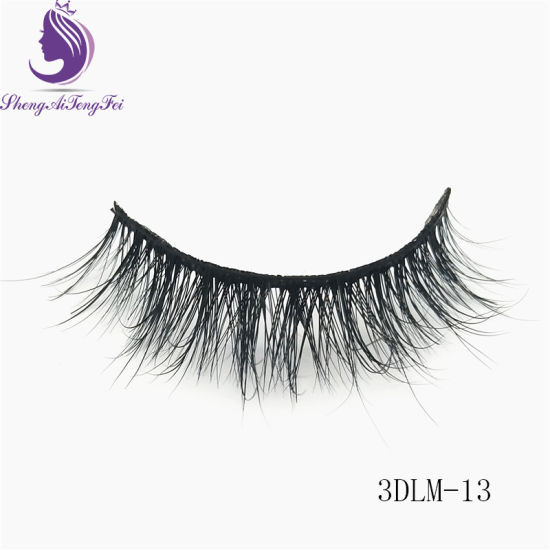 caffe3ca679 China Wholesale 100% Real Mink Fur Eyelashes 3D Mink Lashes - China ...