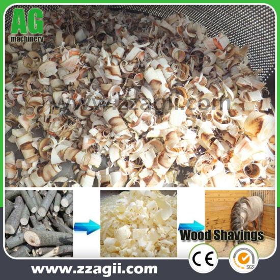 Professional Manufacturer Wood Shavings Making Machine pictures & photos