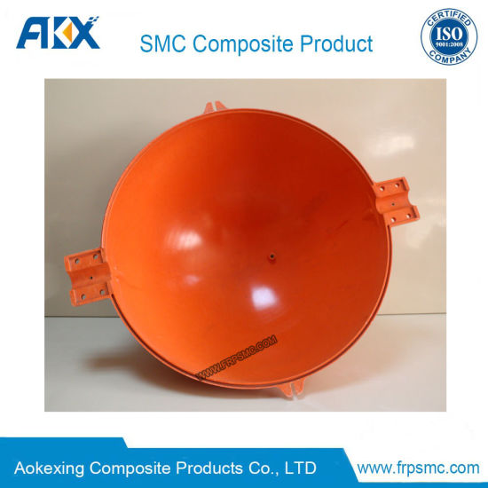 Best Price Good Surface SMC Sheet Moulding Compound Part for Cover pictures & photos