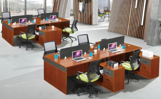 Fashion Office Desk Workstation Furniture (OWCK-1001-183)