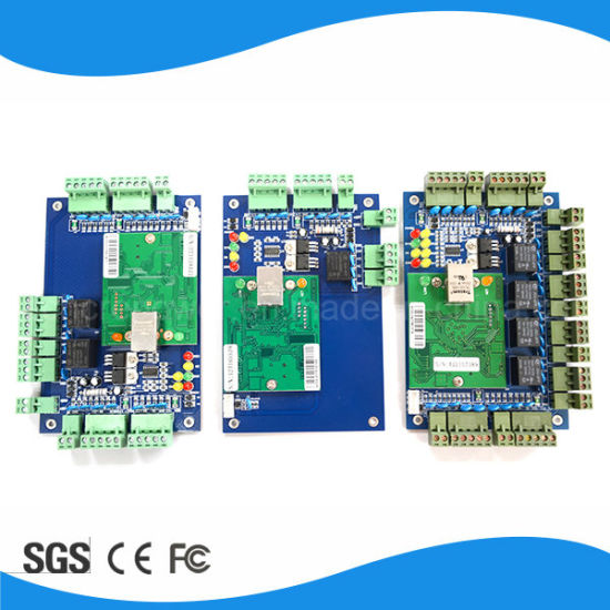 High Quality 12VDC Wiegand Access Controller Board for One Door pictures & photos