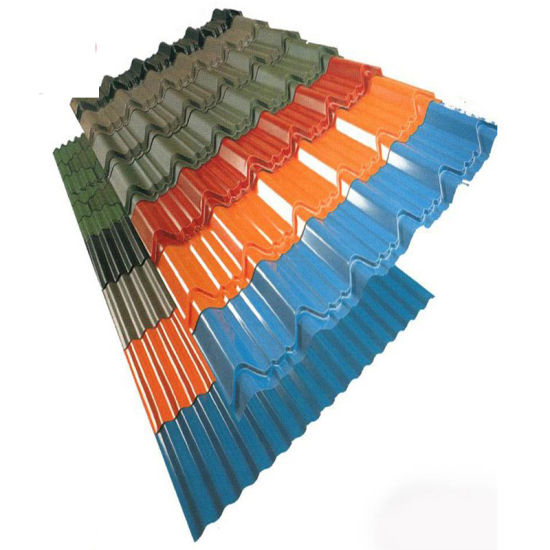 Color Coated Prepainted Steel Roofing Sheet pictures & photos