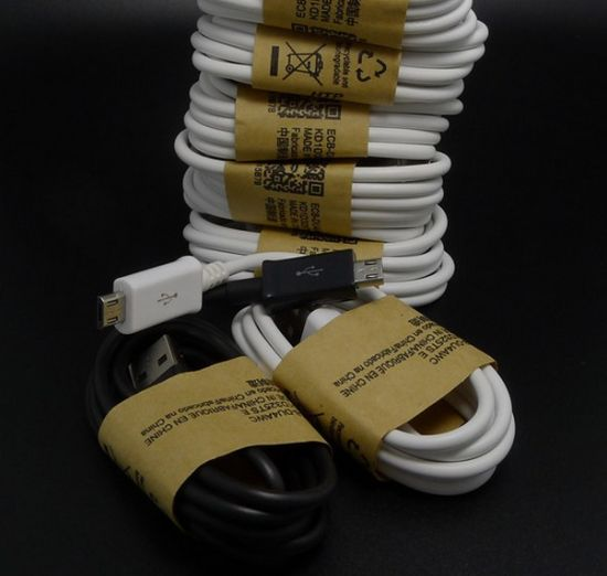 High Quality Smart Phone Micro USB Cable for Samsung