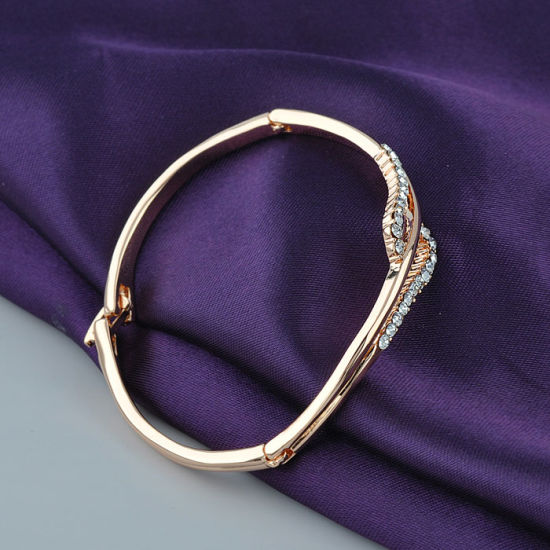 Wholesale Eco-Friendly Personalized Custom Metal Alloy Bracelet pictures & photos