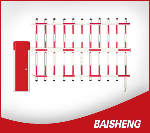 Bisen Safety Barrier, Parkir Palang, Boom Barrier Gate: BS-606