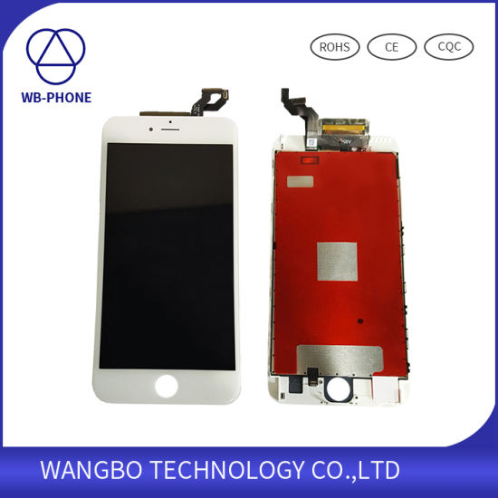 9a6adf634e8484 Best Quality LCD Display for iPhone 6s Touch Screen pictures & photos