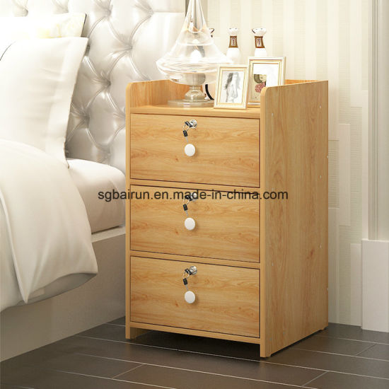 China Wooden Melamine Panel Mfc Bedroom Furniture Clothes Drawer