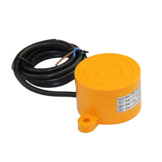 Plane Installation Type Electric Inductiance Proximity Sensor Switch